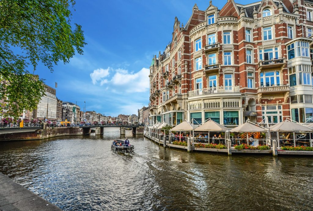 High-End Hotels In Amsterdam