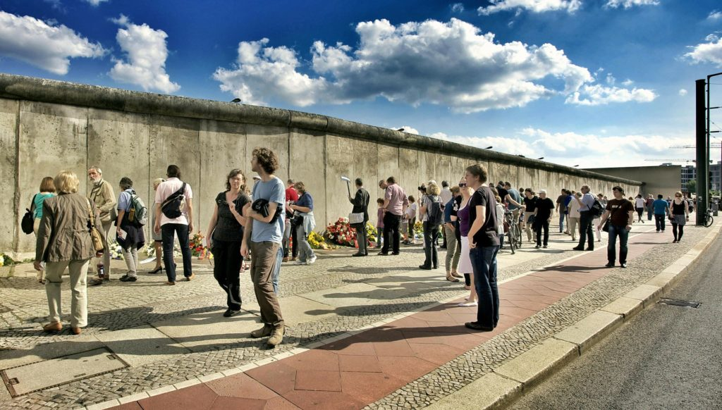 See The Berlin Wall