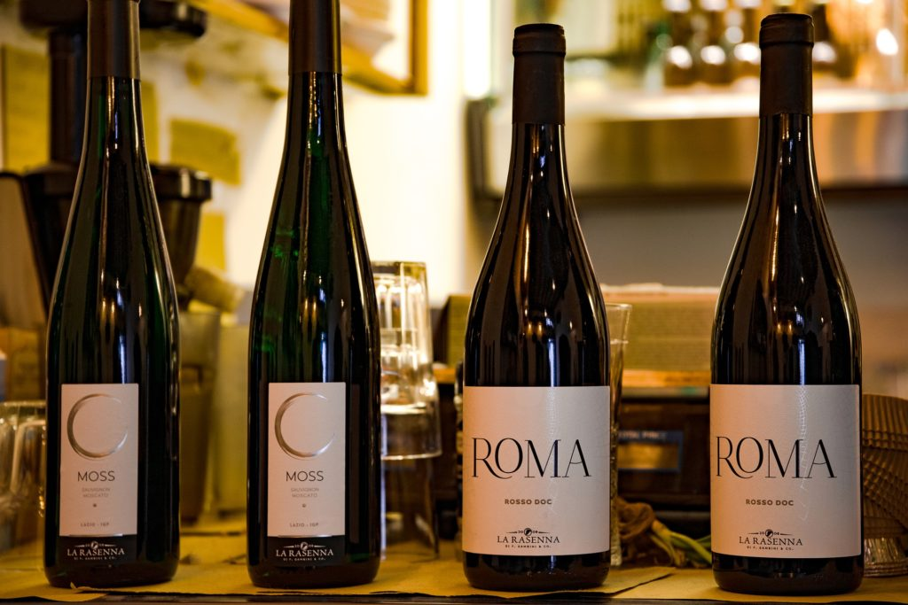 Drink Wine At Enoteca Buonivini