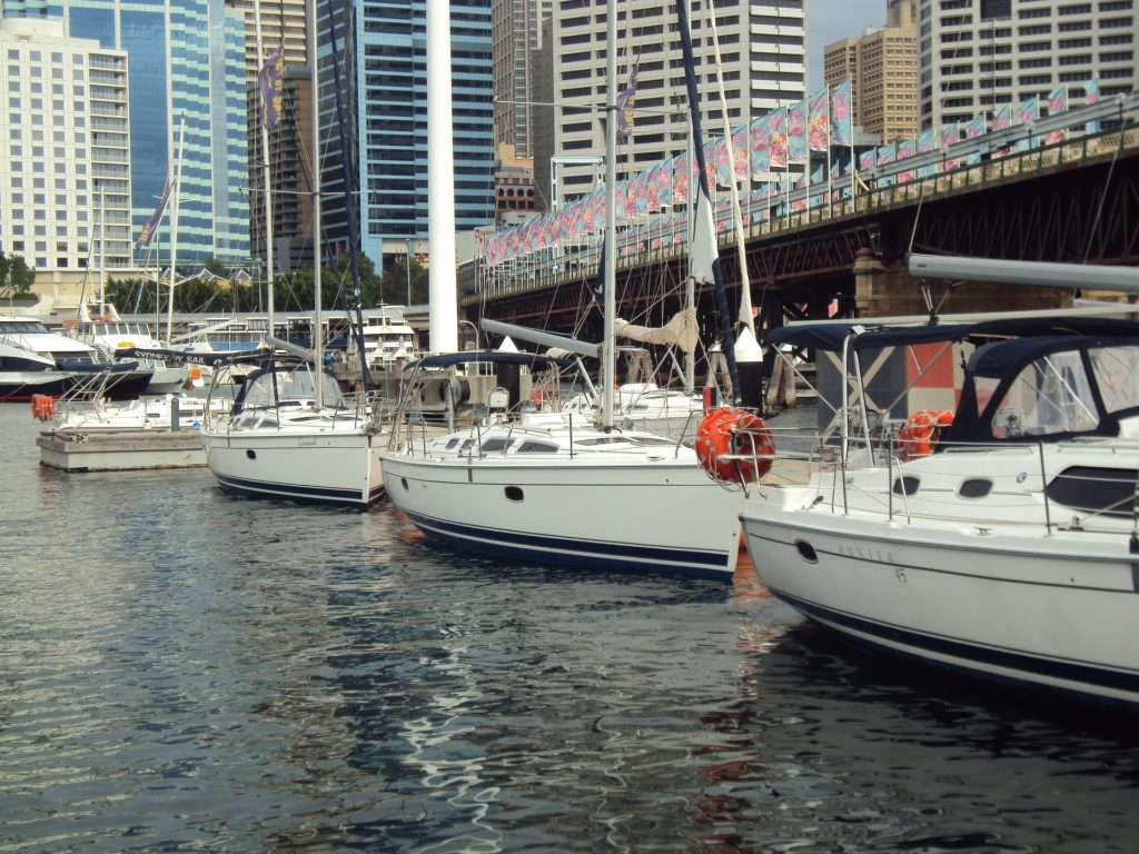 Cruise Along Darling Harbour